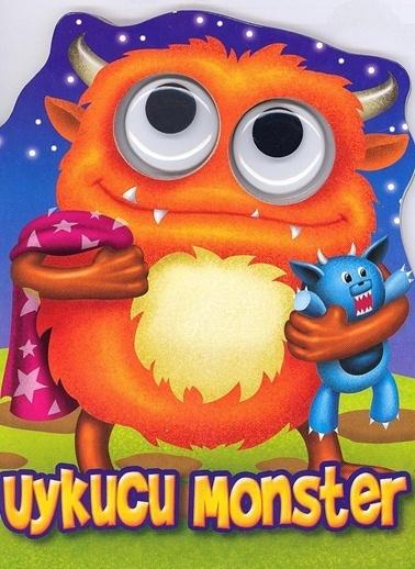 Patlak Gözler Dizisi-Uykucu Monster-Çiçek Yayıncılık